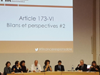 Article 173-VI – Bilans et perspectives en 2018